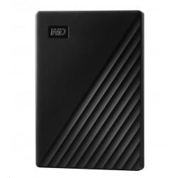WD My Passport 1TB, WDBYVG0010BBK