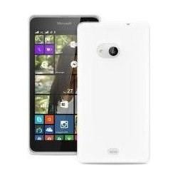 Pouzdro Puro TPU Microsoft Lumia 550 čiré MSLUMIA550STR