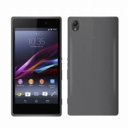 Puro silikonový kryt pro Sony Xperia Z2 / černá (SNYXZ2SBLK)