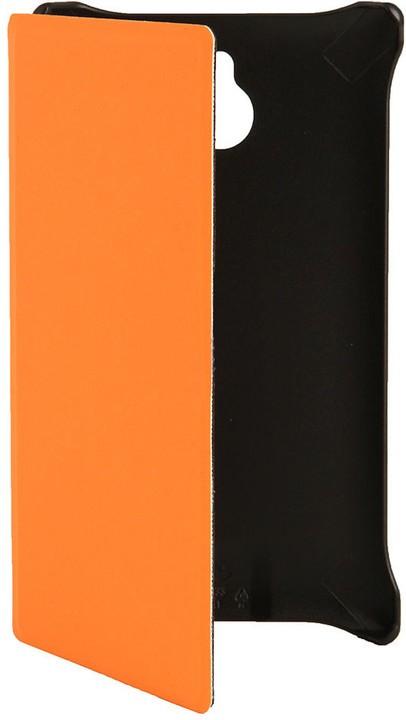 Nokia flipové pouzdro CP-633 pro Nokia Lumia X2, oranžová