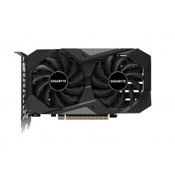 GIGABYTE VGA NVIDIA GeForce GTX 1650 D6 WINDFORCE OC 4G, 4GB GDDR6, 1xDVI, 1xHDMI, 1xDP