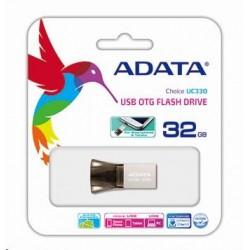 ADATA UC330 32GB OTG AUC330-32G-RBK