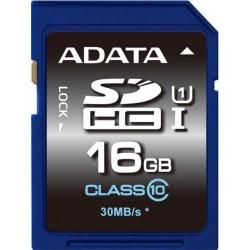 ADATA Premier SDHC 16GB UHS-I ASDH16GUICL10-R