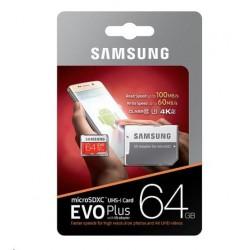 Samsung SDHC 64GB Class 10 MB-MC64GA/EU