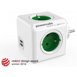 PowerCube ORIGINAL USB - Green