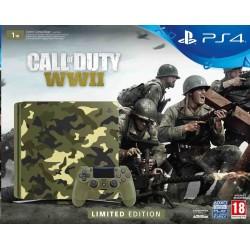 SONY PlayStation 4 1TB - kamufláž + Call of Duty WW II + That's You
