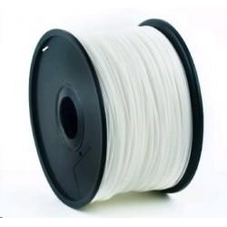 Tisková struna (filament) PLA, 1,75mm, 1kg, bílá