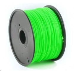Tisková struna (filament) PLA, 1,75mm, 1kg, zelená