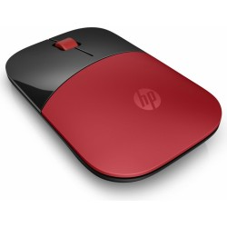 HP Z3700 Red Wireless Mouse, V0L82AA