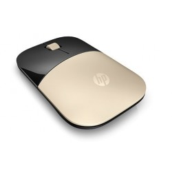 HP Z3700 Gold Wireless Mouse, X7Q43AA