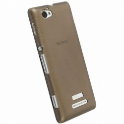 Pouzdro Krusell FrostCover Sony Xperia M
