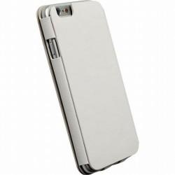 Pouzdro Krusell DONSÖ FLIPCASE Apple iPhone 6 bílé