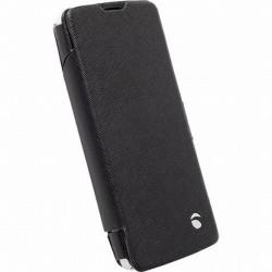 Pouzdro Krusell MALMÖ FlipWallet Huawei P8 černé