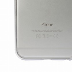 Pouzdro Krusell SALA Apple iPhone 6 Plus stříbrné