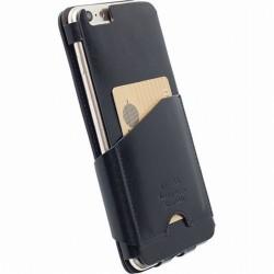 Pouzdro Krusell KALMAR FLIPWALLET Apple iPhone 6 černé