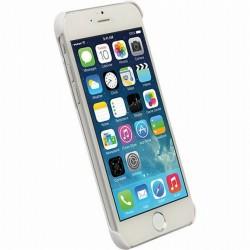 Krusell zadní kryt MALMÖ TEXTURECOVER pro Apple iPhone 6 / 4,7 / bílá