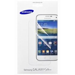 Samsung ochranná fólie na displej ET-FG800C pro Samsung Galaxy S5 mini (SM-G800), transparentní