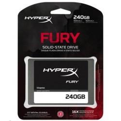 Kingston HyperX FURY SSD 240GB, SHFS37A/240G