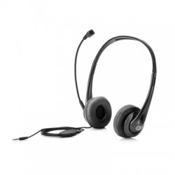 HP Stereo 3.5mm Headset, T1A66AA