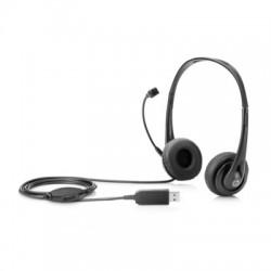 HP Stereo USB Headset, T1A67AA