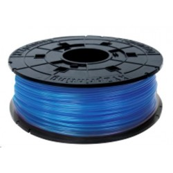 XYZ Junior 600gr Clear Blue PLA Filament Cartridge