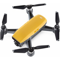 DJI Spark Fly More Combo, Sunrise Yellow - DJIS0204C