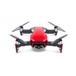 DJI - Mavic Air FLY MORE COMBO (Flame Red) - DJIM0254CR