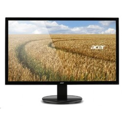 ACER LCD K202HQL, 49,5cm (19,5'') LCD, LED, 1366 x 768, 100M:1, 200cd/m2, 5ms, Black