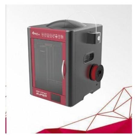 3D tiskárna XYZ da Vinci Super (ABS, PLA, Nylon, PC, PETG, TPE, PVA, 30x30x30cm, 50-400 mikronů, USB 2.0, WIFI) - 3F1SWXEU00C