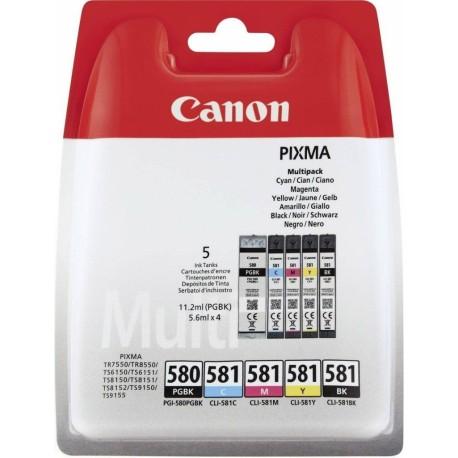 Canon CLI-581BkCMY - originální
