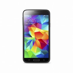 Puro kryt TPU pro Samsung Galaxy S5, černá