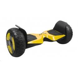 "GOCLEVER City Board SUV 10 Sport Edition, 10,5"" kola, žlutý, kolonožka - hoverboard (CBS10SEY)"