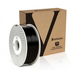 VERBATIM 3D Printer Filament PLA 1,75mm 1kg black