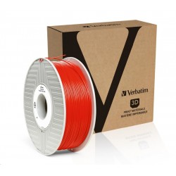 VERBATIM 3D Printer Filament PLA 1,75mm 1kg red