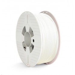 VERBATIM 3D Printer Filament PET-G 1.75mm 1000g white