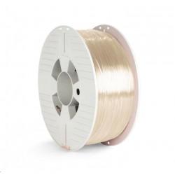 VERBATIM 3D Printer Filament PET-G 1.75mm 1000g transparent