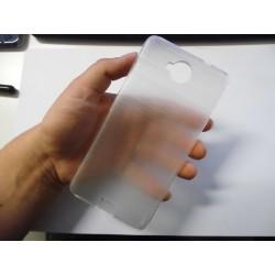Krusell zadní kryt BODEN pro Microsoft Lumia 650, transparentní bílá