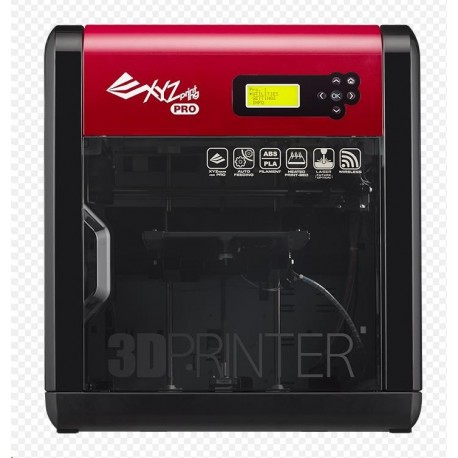 3D tiskárna XYZ da Vinci F1.0 Pro (Single extruder, USB, Wifi / Open source Filament, ABS, PLA) 3F1AWXEU00B