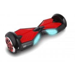 """GOCLEVER City Board X s LG baterií, černo-červená - kolonožka, 6,5"""" kola CBLXBEU"""