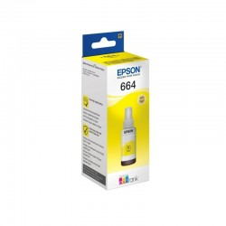 EPSON ink bar T6644 Yellow ink container 70ml pro L100/L200/L550/L1300/L355