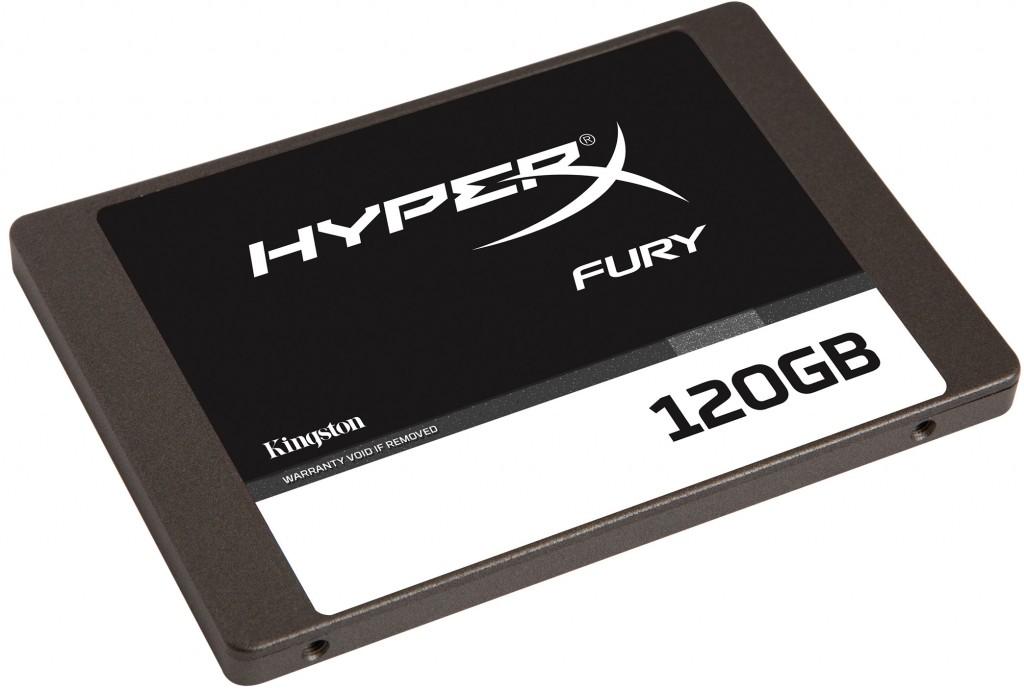 Kingston HyperX FURY SSD 120GB, SHFS37A/120G